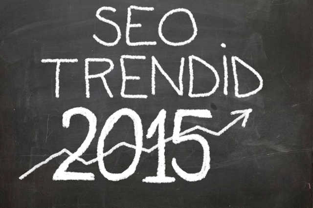 SEO trendid 2015